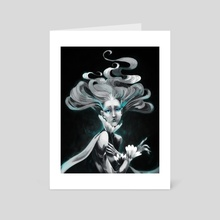 Ghost - Art Card by Days