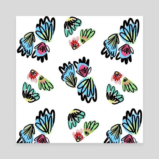 Pattern 1 by Phyllis Sosa Lourenço