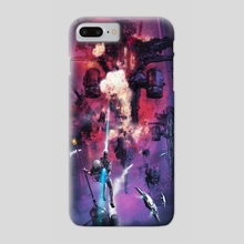 The Oncoming Storm  - Phone Case by Paul Youll