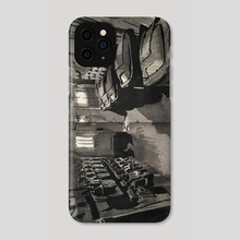 Linden Street 004 - Phone Case by Christian MacNevin