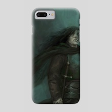 Hallowed Ground - Phone Case by Leanna Crossan