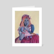Wear It All - Art Card by Anna Runnalls