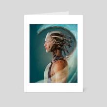 Phobetor - Art Card by Lily Balazs