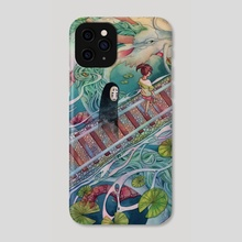 I Remember Now - Phone Case by Faryn Hughes