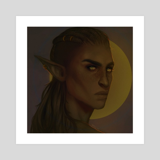 Solas by Herssian