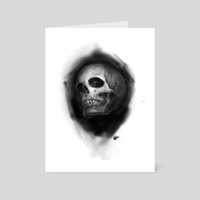 Shadows 2 - Art Card by Hannah Ahn