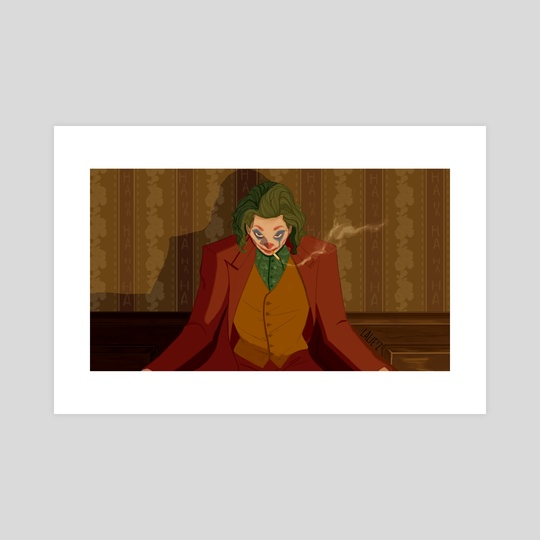 Joker by LALIE' Z