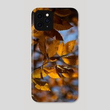 Autumn Leaves III - Phone Case by Ashley Gedz