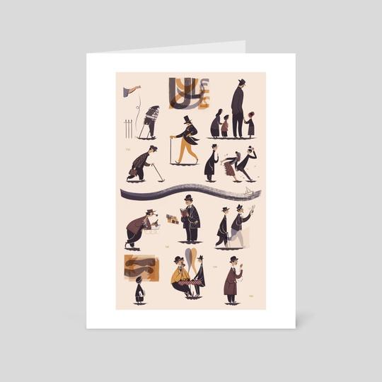 Joyce by Roman Muradov