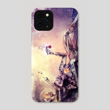 All We Want To Be Are Dreamers - Phone Case by Cameron Gray
