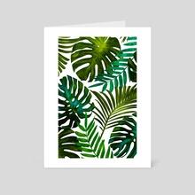 Tropical Dream V2 - Art Card by 83 Oranges