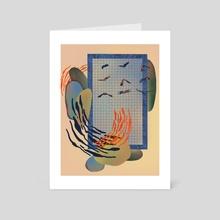 Conor Pass - Art Card by Ariana Martinez
