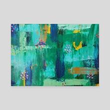 Faerie Garden - Canvas by Jordi Naczi
