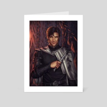 Hawke - Art Card by Dominique Wesson