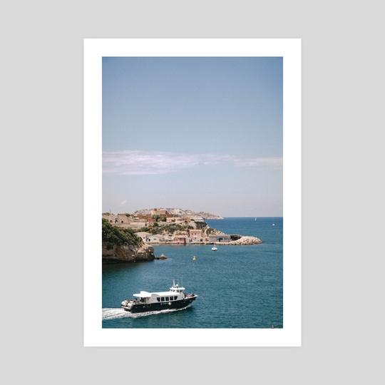 Passport Destination by Kate Cusick