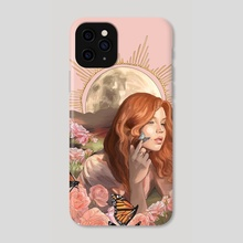 Rose Dreams - Phone Case by Helena Elias