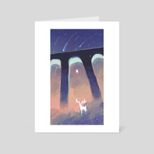 Perspective - Art Card by Beanynne