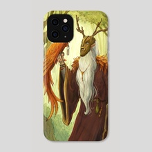 Almajest - Phone Case by Michelle Papadopoulos