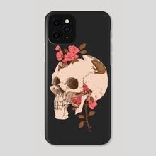 Cranium I - Phone Case by Ungfio