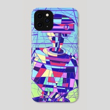 Deco El Three - Phone Case by Josh S