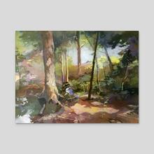 Arboretum 01 - Acrylic by POM