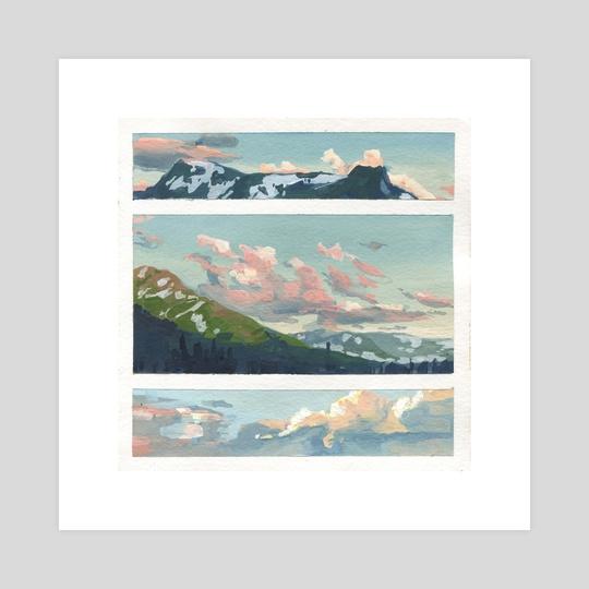 Yosemite by Becki Shu