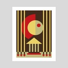 SPARTA - Art Print by Laertis Art