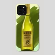 Vine - Phone Case by Katerina Myshalova