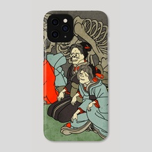 Dead Geishas - Phone Case by NME IS YOU
