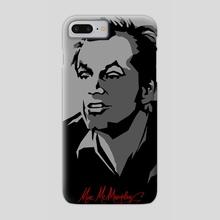 Jack Nicholson - Phone Case by Kunal Kundu