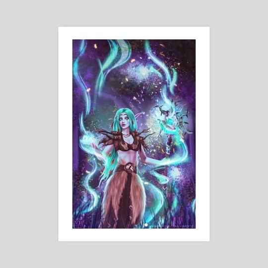 Druid. by Vii Morte
