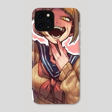 Toga Himiko - Phone Case by Gloss Art