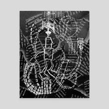 Stretched Thin - Canvas by Nicholas Rakita