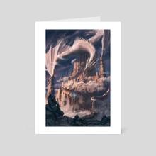 Les Futuriales 2015 - Art Card by Gaétan WELTZER