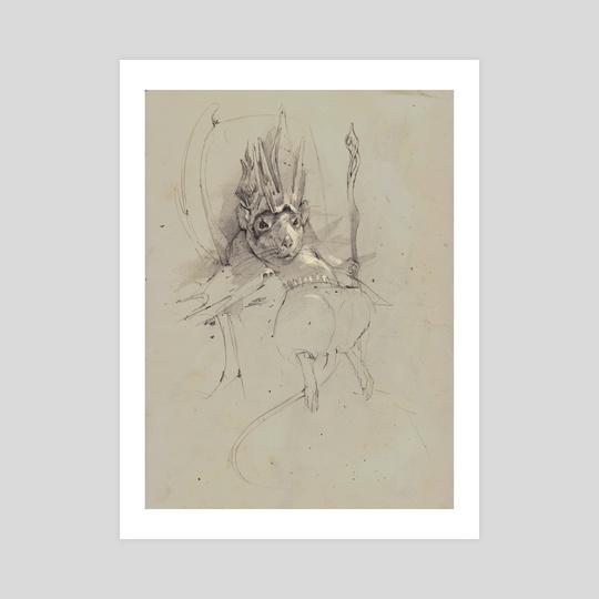Rat King by Bobby Rebholz