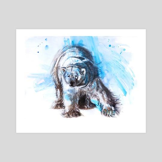 Polar Bear  by Crystal Smith