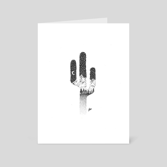 Cactus by kory miller