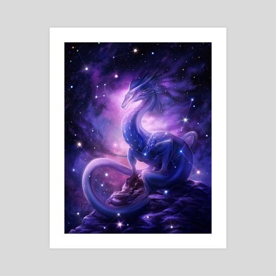 Constellation Serpent by Karolina Plutowska