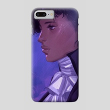 Prince - Phone Case by Miriam Presas