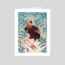 Belladonna - Art Card by Fez Inkwright