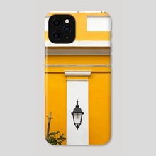Don't cut the trees for those beautiful walls. - Phone Case by Parag Phadnis