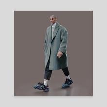 Style 27 - Canvas by Daniel Clarke