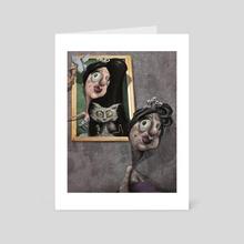 Time. - Art Card by Nicolas Sanchez