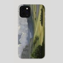 Rolling Clouds - Phone Case by Eric Hartman