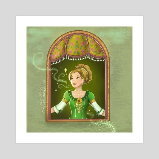 Princess Delia by Tehreem Iqbal