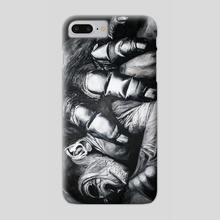 Only we - Phone Case by CUBINsART Art