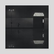 The Gift - Canvas by Matt Chinworth