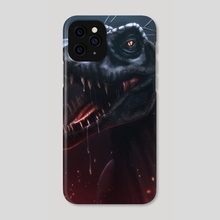 Indoraptor - Phone Case by Mireia Fdz