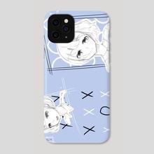 Say It. - Phone Case by Ekko Mou