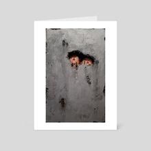 Eastern Bloc - Art Card by Drago PXRN